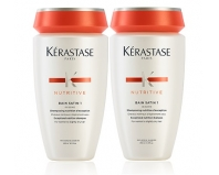 Kérastase Dúo Pack Bain Satin 1 Irisome 250ml + 250ml