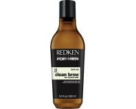 Redken FM Clean Brew Dark Ale Champú 250ml